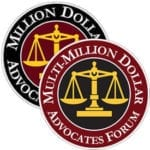 Multi-million dollar cases won by nice law firm